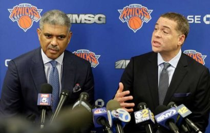 Knicks on clock to back up all the hype