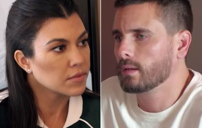 Kourtney Kardashian Says Scott Disick Has 'Grown': 'He's Invested in Really Being a Great Dad'