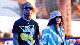 Kylie Jenner & Travis Scott Attended Coachella To 'Better Their Relationship' & Return To A 'Great Place'