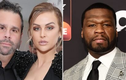50 Cent Gets Into Social Media War with Lala Kent Over Relationship with Fiancé Randall Emmett