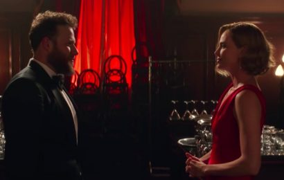 "New 'Long Shot' Trailer and Clip Show the ""Unexpected"" Romance Between Charlize Theron and Seth Rogen"
