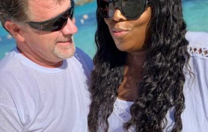 The Real's Loni Love Says New Boyfriend James Welsh Is the First White Man She's Dated: 'I'm Surprised Myself!'