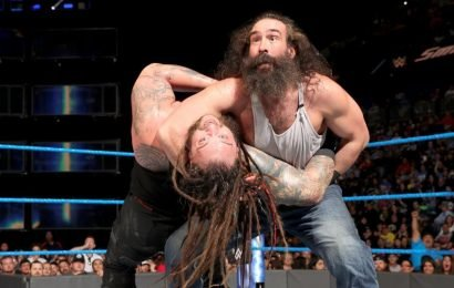 WWE deny Luke Harper his contract release and force him to stay extra six months
