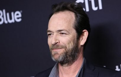 Luke Perry's Son, Jack, Returns To Wrestling For First Match After Father's Death: 'I'm Back'