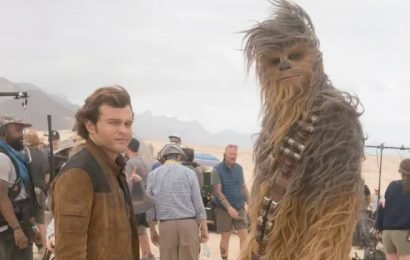 New 'Solo: A Star Wars Story' Book Goes Behind the Scenes of the Movie with Industrial Light & Magic