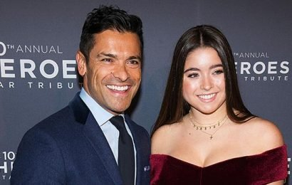 Mark Consuelos Admits His Daughter, 17, Was Embarrassed By 'Riverdale' Role: My Kids 'Don't Think I'm Cool'