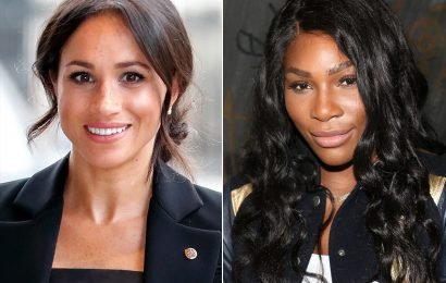 Serena Williams Reveals She's Already Sent Diapers 'Across the Pond' for Mom-to-Be Meghan Markle