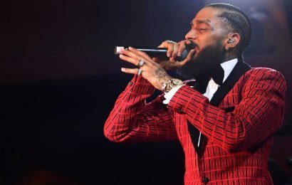 Nipsey Hussle fans want Crayola to name a crayon after him