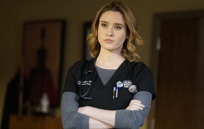 Chicago Med's Norma Kuhling 'Feeling Nothing But Gratitude' Ahead of Exit