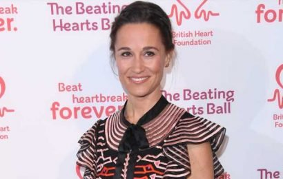 Pippa Middleton Opens Up About Son Arthur For First Time!