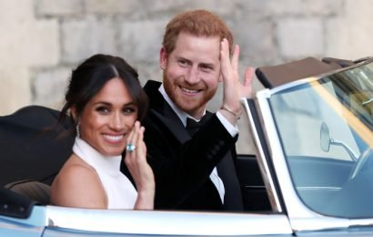 Broadcasters Order Royal Documentary 'Meghan & Harry: Baby Fever'
