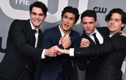 'Riverdale's Charles Melton Wants You To Ask About His Butthole & His Co-Stars Are Here For It