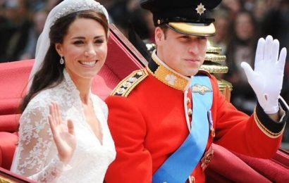 Prince William and Kate Middleton Celebrate 8-Year Wedding Anniversary