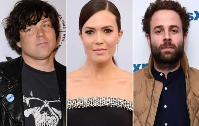 Mandy Moore says she was 'hungry' to find love again after Ryan Adams