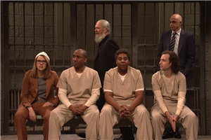 'SNL' takes aim at Lori Loughlin, Michael Avenatti, Julian Assange