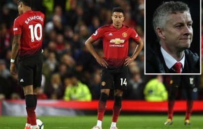 Man Utd on worst run in 57 years as Solskjaer admits City are new kings of Manchester