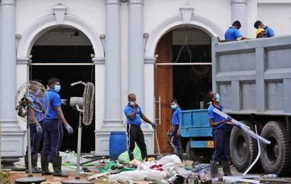 Sri Lankan officials knew about terror plot but didn't act in time