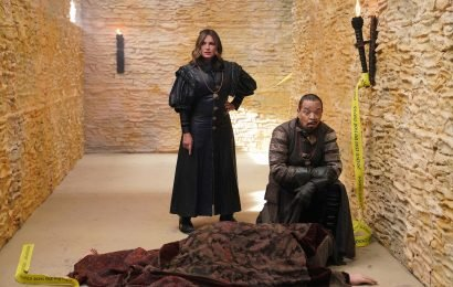 Mariska Hargitay and Ice-T Take on Game of Thrones in SNL's Hilarious Law & Order: SVU Spoof