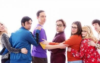 'Big Bang Theory' Farewell Special Set On CBS