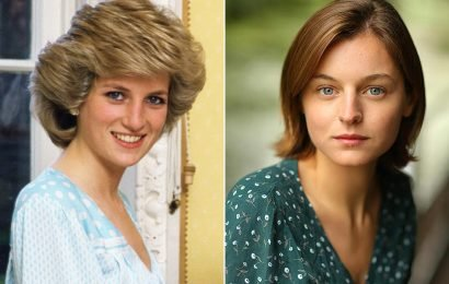 Netflix's The Crown has found its Princess Diana