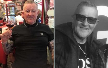RAF veteran, 57, stabbed to death by gang 'after refusing to hand over keys to his new van'