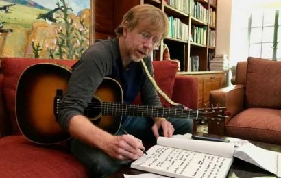 New Trey Anastasio doc takes deeply personal look at Phish frontman