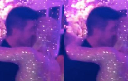 Khloé Kardashian & Robin Thicke Were Spotted Hugging and His Fiancée's Response Is Epic