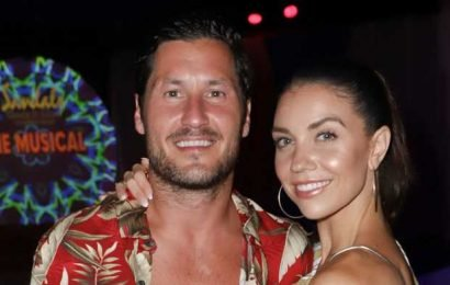 Val Chmerkovskiy & Jenna Johnson Have the Time of Their Lives On St. Lucia Honeymoon!