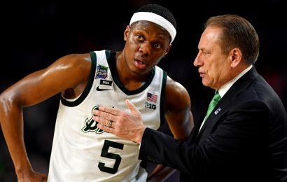 Opinion: Tom Izzo had Michigan State team that could win it all, but it wasn't enough