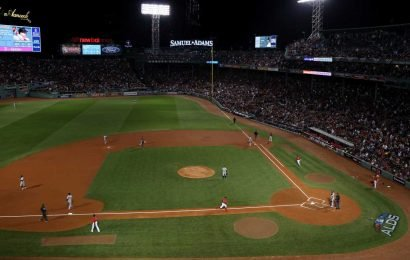 Juvenile was operating the drone that flew over Fenway Park in Red Sox game, police say