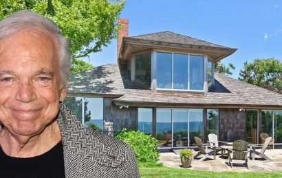 Ralph Lauren just bought a charming Hamptons home for $16 million. Here's a look inside the 4-bedroom house — and its 200 feet of oceanfront