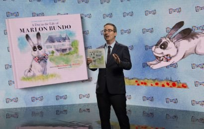John Oliver's parody book among the ALA's most 'challenged' works