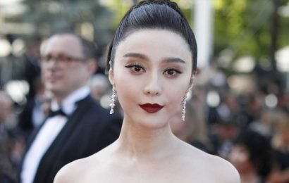Fan Bingbing makes first public appearance in almost a year after mysteriously vanishing