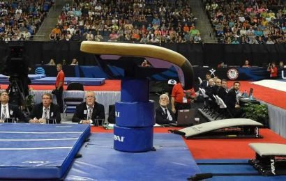 USA Gymnastics' new medical chief is out after one day and federation won't say why