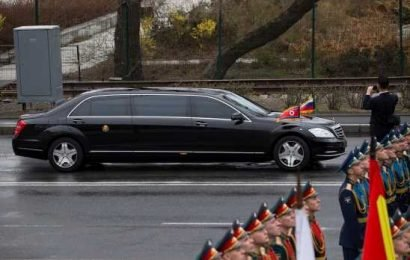 Automaker Daimler says it doesn't know how Kim Jong Un got his luxury limos