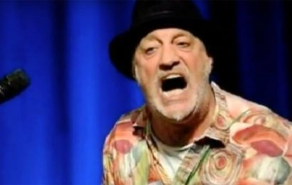 British comedian Ian Cognito, 60, dies onstage during stand-up act