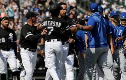 Tim Anderson's home run and bat flip lead to kerfuffle between White Sox, Royals