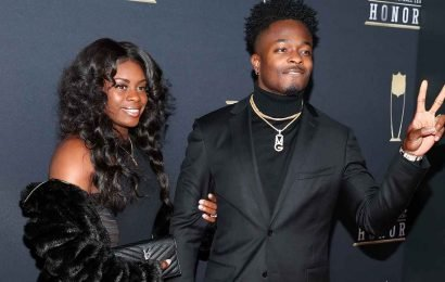 Wife of San Francisco 49ers' Marquise Goodwin opens up about premature loss of twin sons