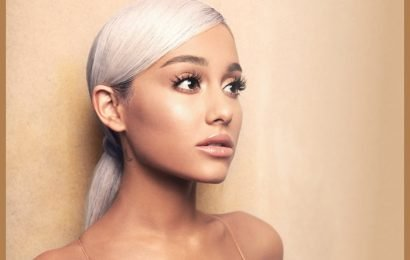 Ariana Grande Preparing To Launch 'Thank U, Next' Beauty Products