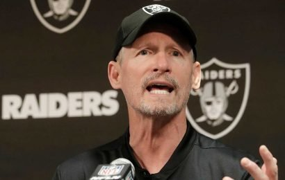 Raiders GM Mike Mayock now on the other side of NFL Network draft analysis