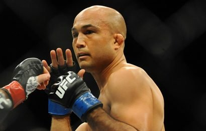 B.J. Penn issued restraining order; estranged partner alleges years of physical, sexual abuse