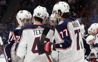 Opinion: Tampa Bay Lightning look sloppy in shocking loss to Columbus Blue Jackets