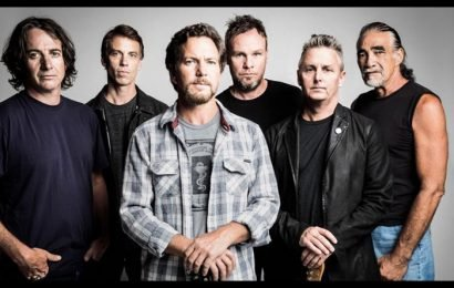 "Mike McCready Says Pearl Jam Has 'A Bunch Of Songs Ready To Go"" For New Album"