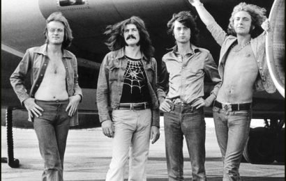 Led Zeppelin Launches Video Series To Celebrate 50th Anniversary