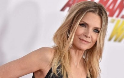 Michelle Pfeiffer launches '100% transparent' fine fragrance