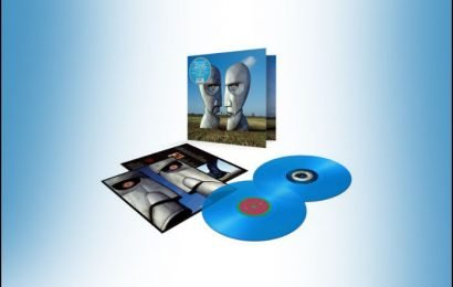 Pink Floyd To Reissue 'The Division Bell' On Blue Vinyl