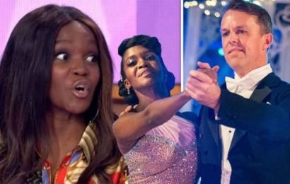 Strictly Come Dancing: Oti Mabuse addresses 'curse' in husband revelation 'Don't TOUCH'