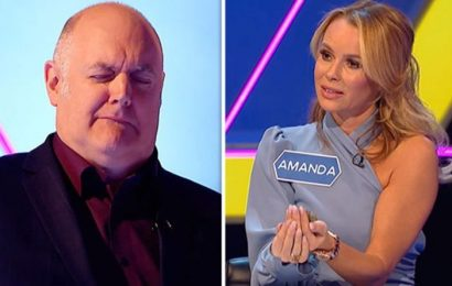 Amanda Holden: BGT judge shocks co-stars  with bizarre 'testicle' remark