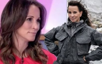 SAS Who Dares Wins: Andrea McLean reveals her 'DARKEST moment' in tough new series
