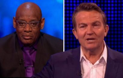 The Chase: 'Welcome to the game!' Bradley Walsh SLAMS Shaun Wallace over epic mistake